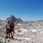 Bergwandern mit Ricco